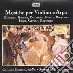 MUSICA X VL E ARPA cd musicale