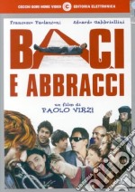 BACI E ABBRACCI cd musicale di DJ FLASH