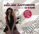 HOUSE ANTHEMS 07/08                       cd musicale di ARTISTI VARI