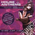 HOUSE ANTHEMS WINTER 2009/2010 cd musicale di ARTISTI VARI
