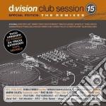 D:VISION CLUB SESSION 15                  cd musicale di ARTISTI VARI