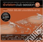 D:vision club session 17 cd musicale di ARTISTI VARI