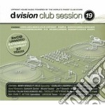 D:vision club session 19 cd musicale di ARTISTI VARI