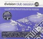 D:vision club session vol.20 cd musicale di ARTISTI VARI