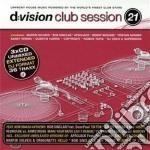 D:VISION CLUB SESSION 21                  cd musicale di ARTISTI VARI
