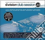 D:vision club session 23 cd musicale di Artisti Vari