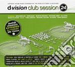 D:vision club session 24 cd musicale di Artisti Vari