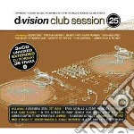 D:vision club session 25 cd musicale di Artisti Vari