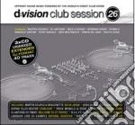 D:vision club session 26 cd musicale di Artisti Vari