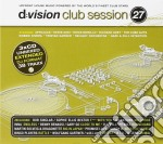 D:vision club session 27 cd musicale di Artisti Vari