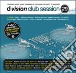 D:vision club session 29 cd musicale di Artisti Vari