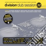 D:vision club session 32 (3cd) cd musicale di Artisti Vari