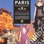 Paris fashion 5 cd musicale di Artisti Vari