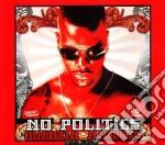 NO POLITICS cd musicale di Quentin Harris