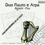 Composizioni Di Bach, Damase, Debussy, Mascagni, Doppler, Zamara, De Palma cd musicale