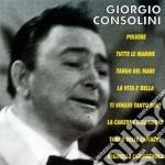 Scrivimi cd musicale di Giorgio Consolini