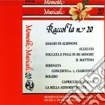 Momenti Musicali Vol 20 Toccata E Fuga In.. cd musicale di Artisti Vari