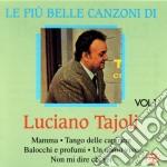 Luciano Tajoli - Le Piu' Belle Canzoni cd musicale di Luciano Taioli