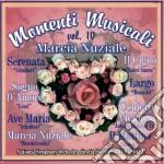 Momenti Musicali Vol 10 Marcia Nuziale cd musicale di Artisti Vari