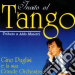 Gino  Puglisi - Invito Al Tango cd musicale