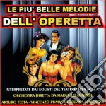Le piu'belle melodie dell'operetta cd musicale