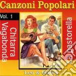 Canzoni Popolari Vol 1 - Leo & Gabry cd musicale