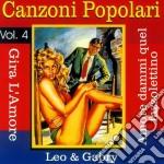 V/a - Canzoni Popolari, Vol. 4 cd musicale