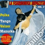V/a - La Fisarmonica Impazzita Vol.2 cd musicale