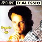 Raccolta di successi cd musicale di Gigi D'alessio