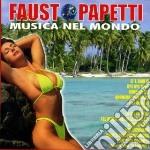 Musica nel mondo cd musicale di Fausto Papetti