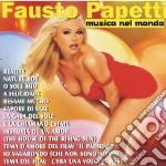 Musica nel mondo-la vie en rose- cd musicale di Fausto Papetti