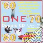 One 60-70-80 vol.3 cd musicale di Artisti Vari