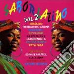 Sabor Latino Vol 2 cd musicale di Artisti Vari