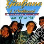 Dal '68 al '96 cd musicale di Giuliano e i notturni