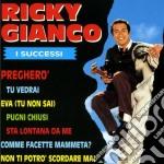Gianco Ricky - I Successi cd musicale di Ricky Gianco