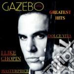 Gazebo - Greatest Hits cd musicale di Gazebo