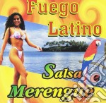 Fuego latino cd musicale di Artisti Vari