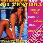 Gil Ventura - Summer Sax 3 cd musicale