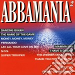 Abba mania 2 cd musicale di Artisti Vari
