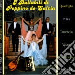 Peppino De Salvia - I Ballabili cd musicale