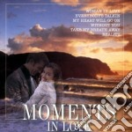 Moments in love cd musicale