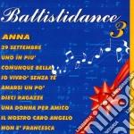 Battisti dance 3 cd musicale di Artisti Vari