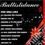 Battisti dance 4 cd musicale di Artisti Vari