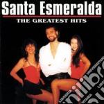 Greatest hits cd musicale di Esmeralda Santa