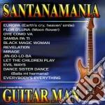 Guitar Man - Santanamania cd musicale di Artisti Vari