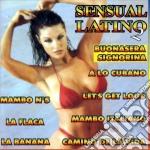 Sensual latino 2 cd musicale di Artisti Vari
