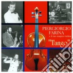 Piergiorgio Farina - Tango cd musicale di Piergiorgio Farina