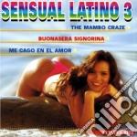 Sensual latino 3 cd musicale di Artisti Vari