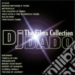 Dj Dado - The Films Collection cd musicale