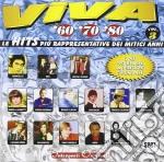 VIVA 60'70'80 vol.3 cd musicale di ARTISTI VARI